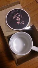Sukekiyo☆マグカップ&コースター 新品 DIR*京