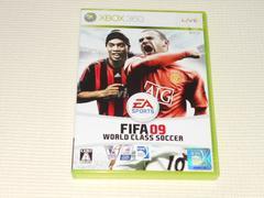 xbox360★FIFA 09 ワールドクラスサッカー