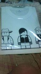 イ・ビョンホンイラスト入りTシャツ (Mサイズ)