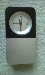 アナログ時計付きペンスタンド