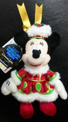完売 ディズニー TDL エレクトリカル パレード クリスマス ぬいぐるみバッジ ミニー