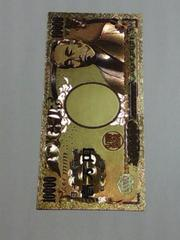 新品 純金箔一万円札■24KGOLD金運縁起物/レプリカゴールド1万円紙幣