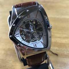 【新品】コグ COGU フルスケルトン 自動巻き 腕時計 BS00T-WRG