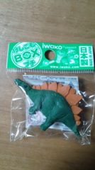 おもしろ消ゴム(恐竜?)