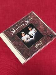 【即決】Wink「FIRST LIVE SHINING STAR」(ライブアルバム)