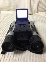 フルハイビジョンビデオカメラ双眼鏡
