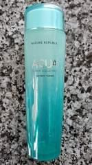 モバオクで買える「【化粧水★空ボトル】詰め替え用に♪夏らしいブルーボトル♪」の画像です。価格は50円になります。