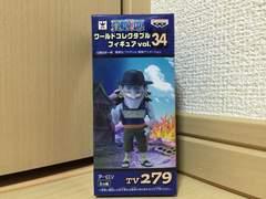 ワンピース コレクタブルフィギュア vol.34 TV279 アーロン