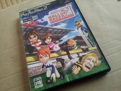 PS2☆ギャロップレーサー ラッキー7☆競馬。