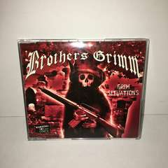 G-RAP BROTHERS GRIMM/Grim situations (CD)