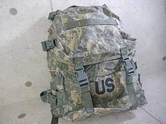 米陸軍実物  MOLLE II アサルトパック ACUカラー 新品未使用