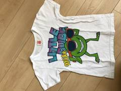 ベビードール/マイクの半袖Tシャツ130センチ