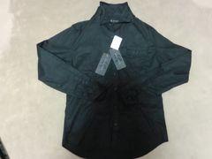 REALIZE 新品 ブラック シャツ XL 長袖 トップス