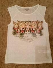 ●ZARA●ノースリーブTシャツ/sizeS