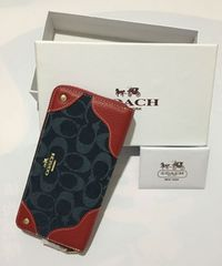 新型 COACH 財布 コーチF53769サイフ ZIP長財布
