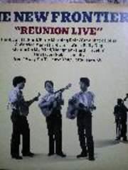 """""""REUNION LIVE"""" ニュー・フロンティアーズLPレコード"""