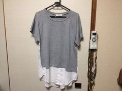 フロムファーストミュゼ☆レイヤード風Tシャツ