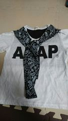 ANAP★kids Tシャツ ペイズリー