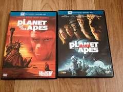 新品 2作品 猿の惑星 第1作目 Planet Of The Apes