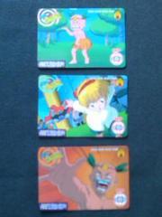 ◆魔方陣グルグル/カード/3枚