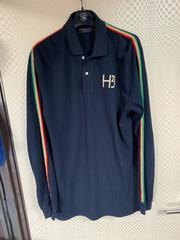 ハイドロゲン 長袖ポロシャツ X L