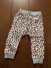 ベビー パンツ ズボン アニマル柄 70-80cm