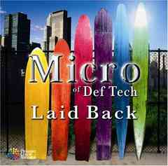 《Micro》Def Tech Laid Back デフテック SPECIAL OTHERS