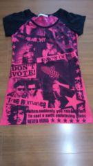 ピンクTシャツ��1036