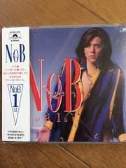 NoB  ノブ  山田信夫  NoB 1st  MAKE-UP