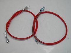 (2014)KH250KH400赤色メーターケーブルセット