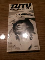 宇都宮隆☆TUTU*DanceDanceDance◯CDシングル美品*TMNetwork