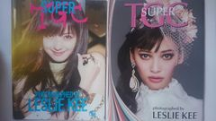 LESLIE KEE SUPER TGC 2冊 写真集