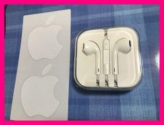 ☆ iPhone 付属品 純正 Apple アップル  イヤフォン イヤホン