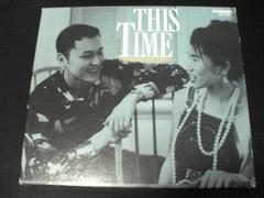 THIS TIME CD 初回限定盤 廃盤