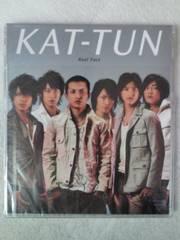 Real Face 初回限定デビューシングルCD KAT-TUN 田中聖