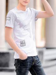 ◆送料込新品◆メンズ Tシャツ 27429 XXLサイズ グレー