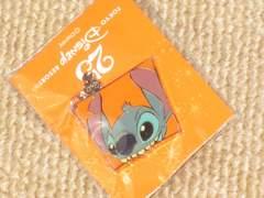 未開封☆ディズニーリゾート25周年記念ピンバッジ(スティッチ)