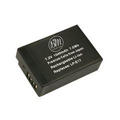 キャノン LP-E17 CO-7055 リチウムイオン充電池 1040mAh b