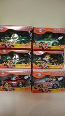 新品 マリオカート プルバックカー ワイルドスター&ファイアホットロッド全6種類セット!