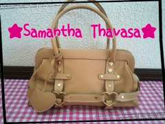 Samantha Thavasa♪ベージュ♪バッグ★