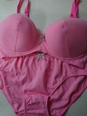 ★新品★トリンプ★ブラ&ショーツ★F95★ショーツ3L4L(ピンク)