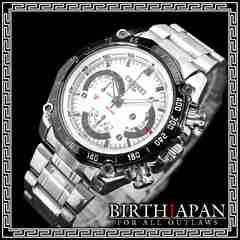 即決ヤクザ悪羅悪羅系腕時計/メンエグ&やくざオラオラ系チョイ悪小物cx-029白