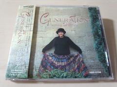 石嶺聡子CD「ジェネレーション」廃盤●