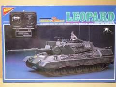 1/35 ニチモ(日本模型) リモコンプロポタイプシリーズ レオパルド�T型A3