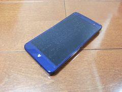 即落/即発!!新品未使用 F-07E Disney Mobile ブルー
