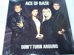 オリジナル盤 ASWAD名曲カバー!ACE OF BASE 「DON'T TURN AROUND」