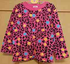 ANAP kids☆総柄可愛いロンT☆size110