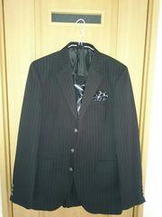 卒業式に男児スーツ
