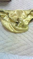 黄色のショーツMサイズ 送料無料