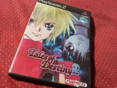 PS2☆テイルズオブデスティニー2☆人気シリーズ。ロープレ♪NAMCO。